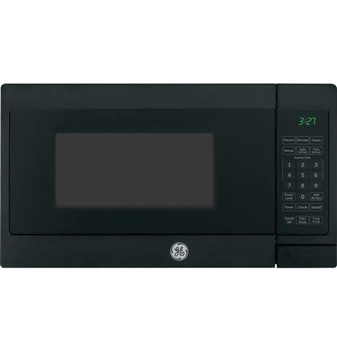 General Electric Microwave .7  C/F, Countertop, JEM3072DHBB, Black