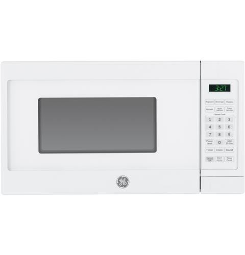 General Electric Microwave .7  C/F, Countertop, JEM3072DHWW, White