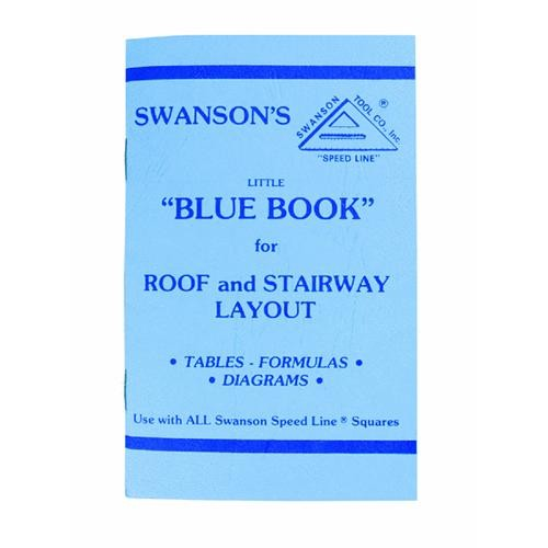 Swanson Tool Rafter Square Book