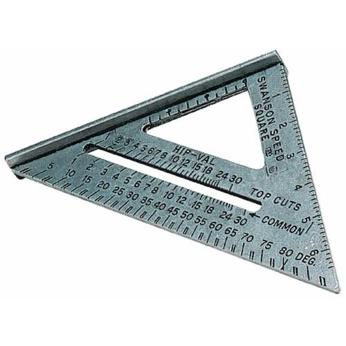 Swanson Tool Speed Square Rafter Angle Square