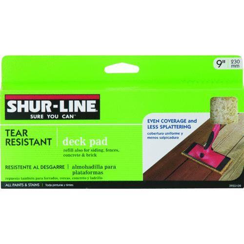 Shur Line Shur Line Deck Replacement Paint Pad
