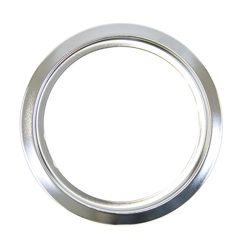General Electric WB31X5013 6 inch Chrome trim ring for Electric Range