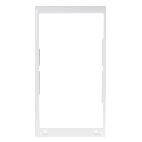 General Electric WB55X10142 Microwave Outer Door Frame - Almond