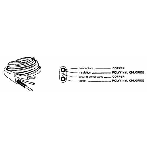 Southwire Southwire 14-2 UFW/G Wire