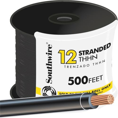Southwire Southwire 12 AWG Stranded THHN Wire
