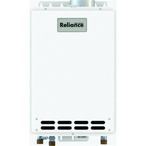Reliance Series TS-110-LI Liquid Propane Gas Tankless Water Heater