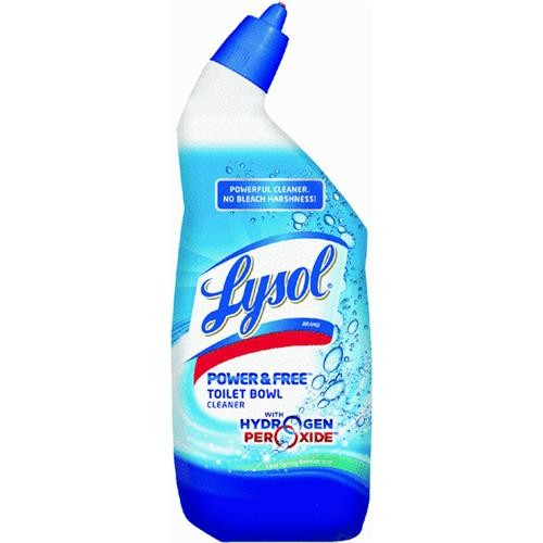 Reckitt & Benckiser Lysol Power & Free Toilet Bowl Cleaner