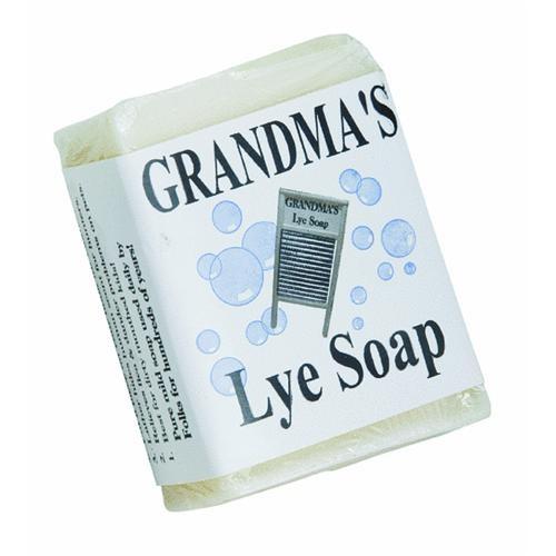 Remwood Prod. Grandma's Lye Bar Soap