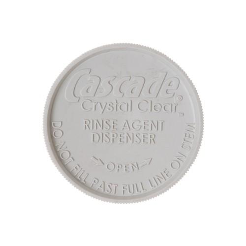 General Electric WD12X10284 Dishwasher rinse aid dispenser cap