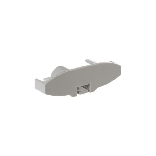 General Electric WD12X10371 Dishwasher upper rack slide arm end cap