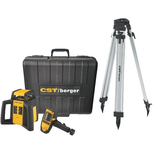 Robt. Bosch Tool CST/berger Self-Leveling Rotary Laser Level Kit