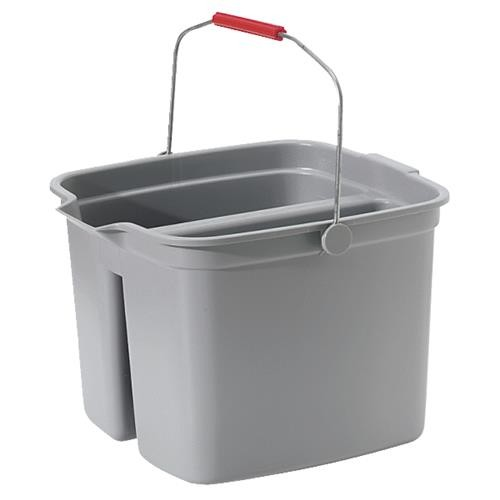 Rubbermaid Comm. Double Pail