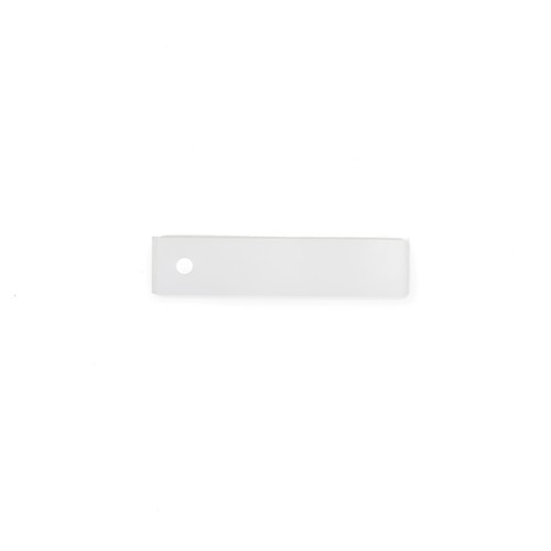 General Electric WE1M504 Dryer Front Bearing Drum Slide, White