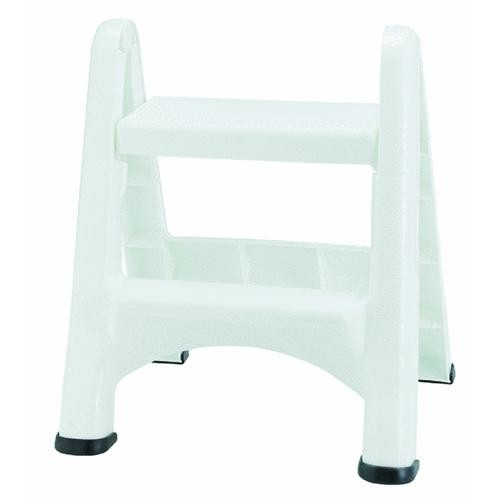 Rubbermaid Home Folding 2-Step Step Stool