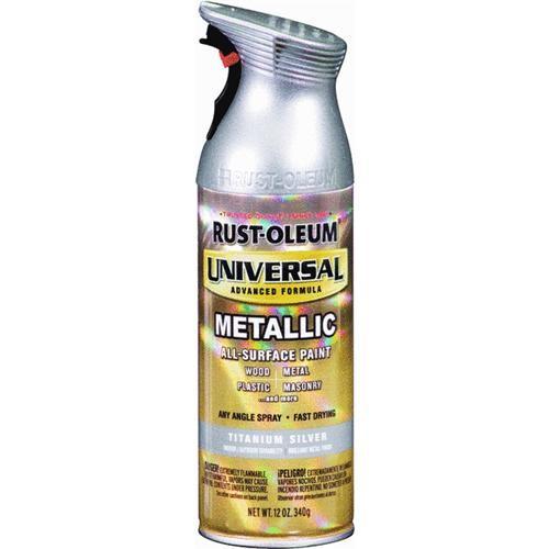 Rust Oleum Rust-Oleum Universal All-Surface Metallic Spray Paint