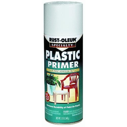Rust Oleum Primer For Plastic
