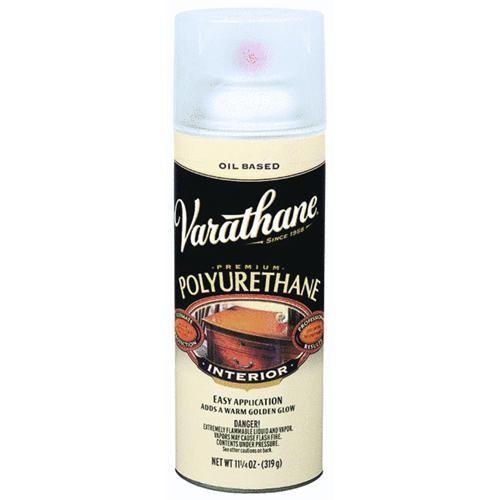 Rust Oleum Varathane Interior Spray Polyurethane
