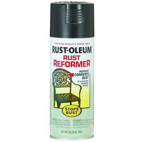 Rust Oleum Rust Reformer spray Primer