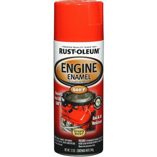 Rust Oleum Engine Enamels