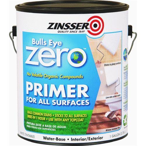 Rust Oleum Zinsser Bulls Eye Zero VOC Interior/Exterior Primer