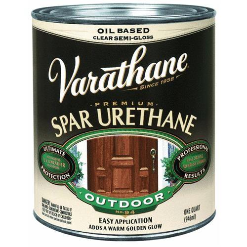 Rust Oleum Varathane Low VOC Exterior Spar Urethane