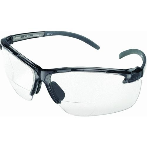 SAFETY WORKS INCOM Magnifying Bifocal Safety Glasses