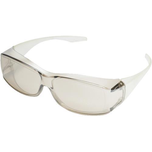 SAFETY WORKS INCOM Over Glasses Safety Glasses
