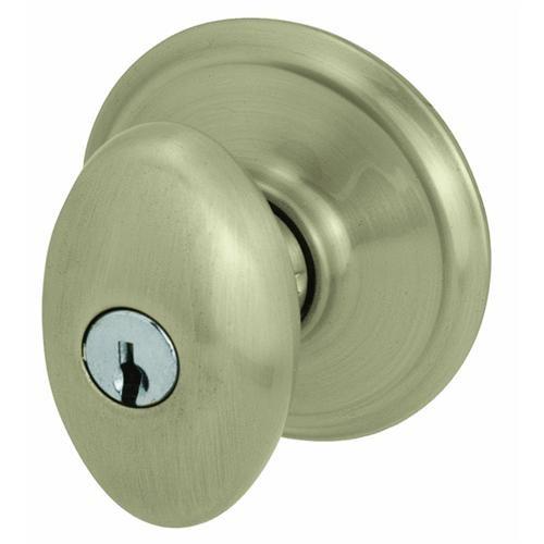 Schlage Lock Siena Egg Entry Lockset