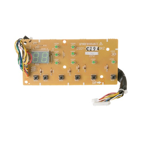 General Electric WP26X10072 Zone line control board