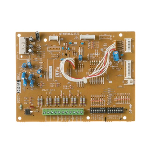 General Electric WP26X10073 Air Conditioners Zone line Main Control Board