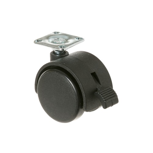 General Electric WJ05X10037 Portable Air conditioner rear caster