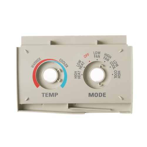 General Electric WJ11X10018 Air conditioner control panel