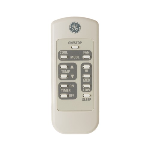 General Electric WJ26X10152 Room Air Conditioner Remote Control