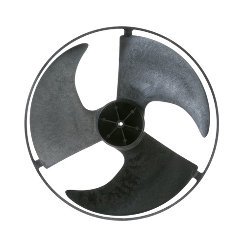 General Electric WJ73X10047 Fan Blade.  Approximately 14