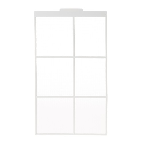 General Electric WJ85X10173 Air conditioner dust filter