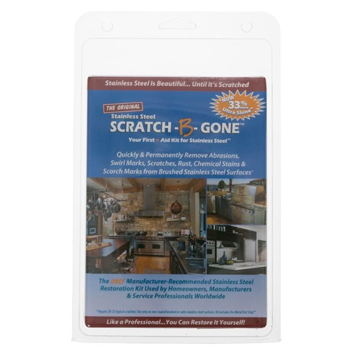 General Electric WX05X10210 Scratch-B-Gone Stainless Steel Scratch Remover Kit