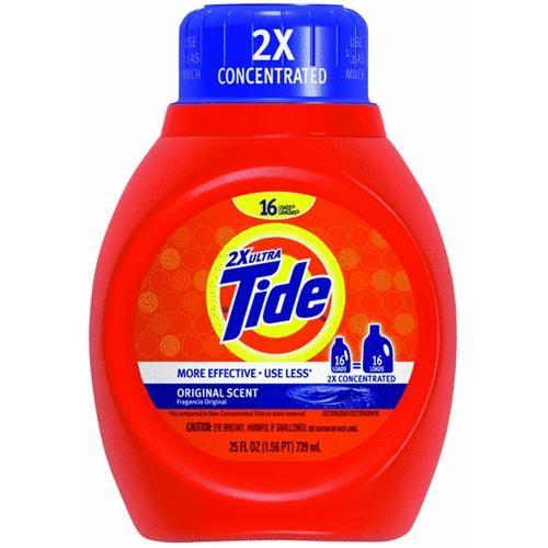 Procter & Gamble Tide Liquid Laundry Detergent