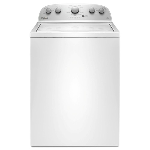 Whirlpool Top Load Washer 3.5 C/F Capacity, WTW4816FW, White