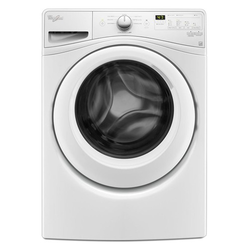Whirlpool Top Load Washer 3.5 C/F Capacity, Energy Star, WFW7590FW, White