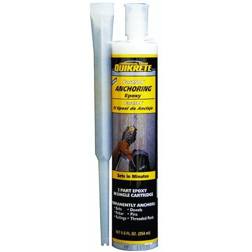 Quikrete FastSet Anchor Adhesive