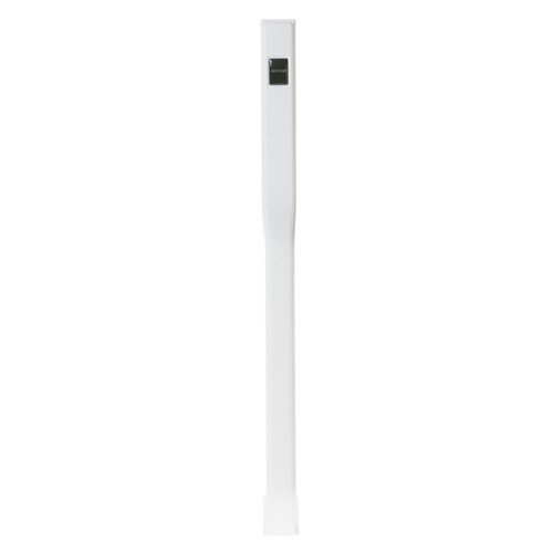 General Electric WR12X10966 Refrigerator freezer compartment handle - white color