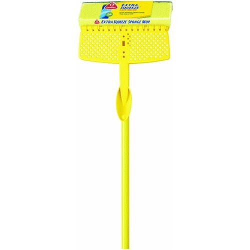 F H P-LP O-Cedar Easy Squeeze Plastic Sponge Mop