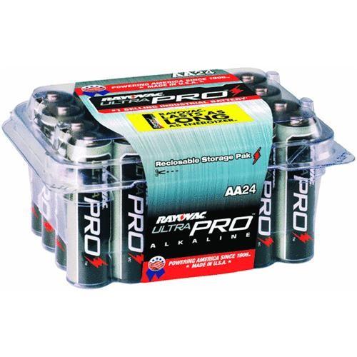 Ray-O-Vac Rayovac Ultra Pro Industrial Alkaline Battery