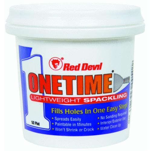 Red Devil OneTime Spackling Compound
