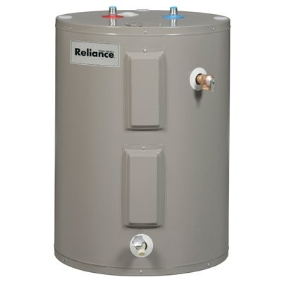 Reliance 40 Gallon Low Boy Electric Water Heater with Blanket