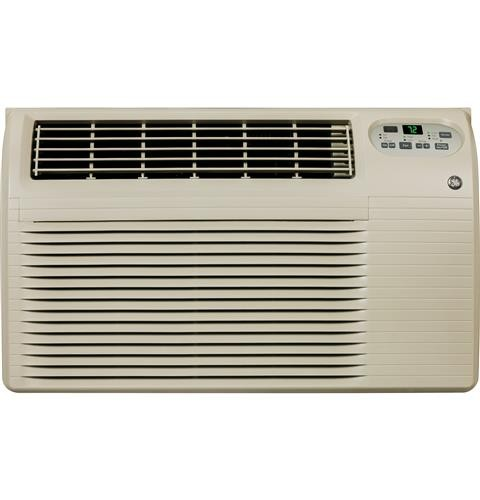 General Electric 230/208 VOLT BUILT-IN HEAT/COOL ROOM AIR CONDITIONER