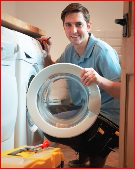 Professional Installation of Washer