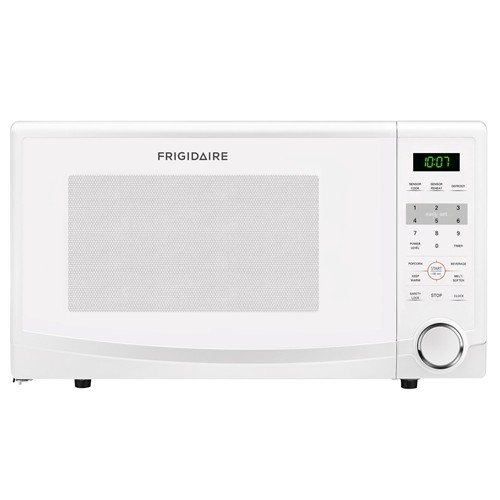 Frigidaire Microwave 1.1  C/F  Countertop, FFCM1134LW, White