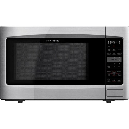 Frigidaire Microwave 2.2 C/F Countertop, FFCE2278LS, Stainless Steel