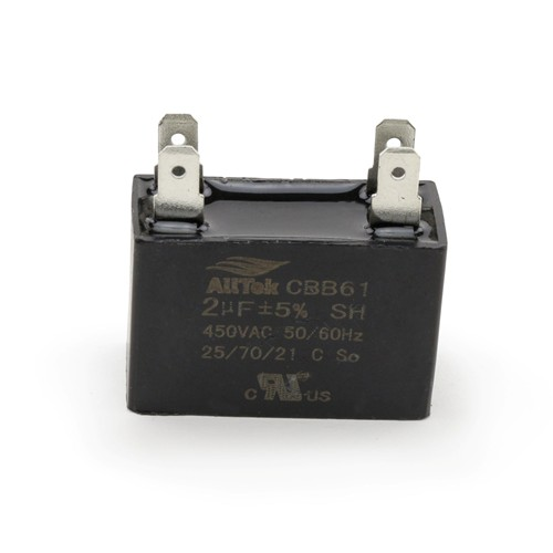 AllTek Mini-Split Run Capacitor 2.5 MFD X 450VAC